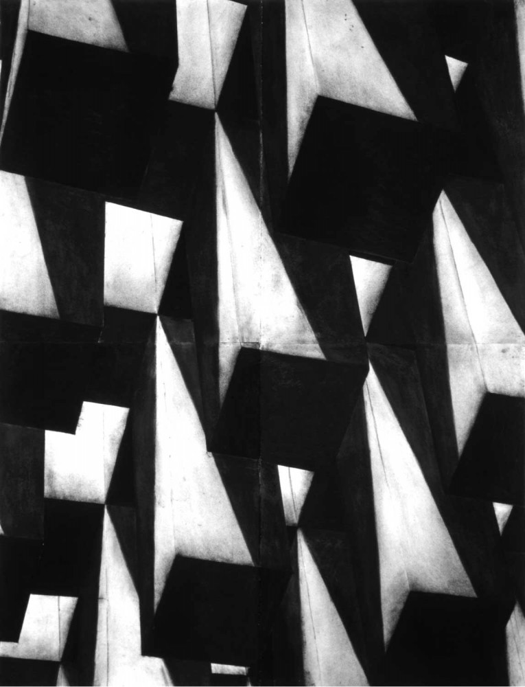 2001, HIMMELSBILD, 254 x 194 cm