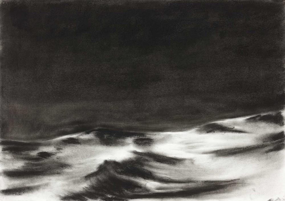 Schwimm!, 2002, 42 x 59,5 cm